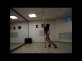SEXY STRIPPER DANCING TO Jonny Bravo & Swag Jesus - Shake Dat Booty